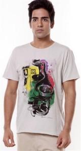 Trendy t-shirt for men by Benetton