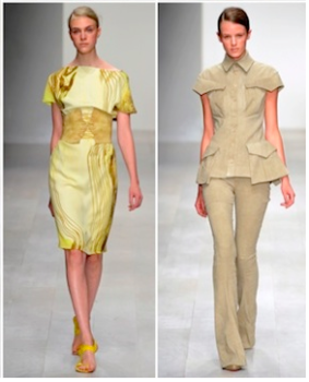 Safari chic colours for spring-summer 2013