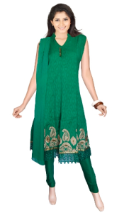 Salwar suit on sale at Slassy