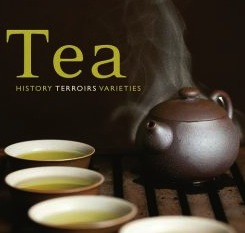 Book about history of tea