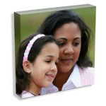 Canvas photo as a gift