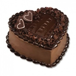 Chocolate cake available at Sofia Raj